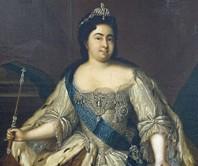 Catherine-I Tsarina of Russia