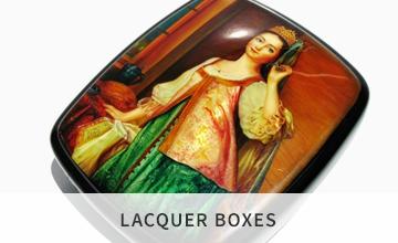 lacquer boxes