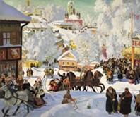 Russian Maslenitsa Day