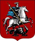 Moscow city crest