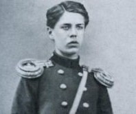 Mussorgsky as a youth