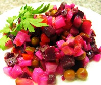 Russian Vegetable Salad