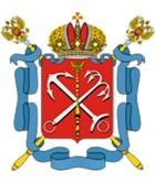 Saint Petersburg city crest