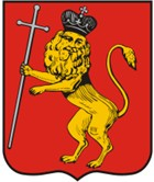 Vladimir city crest