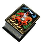 Victorious Miniature Palekh Lacquer Box
