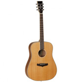 Tanglewood TW28CSN  EvolutionIV Solid Cedar Dreadnought Acoustic Guit