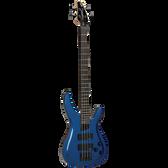 Tanglewood TE4BL Alpha Electric Bass Metallic Blue