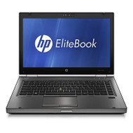 "HP EliteBook 8460w i5 2.60Ghz (2nd Gen.) 14"" 4GB RAM 500GB HDD DVD-RW Windows 10 Pro"