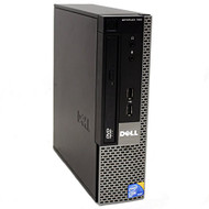 DELL Optiplex 780 USFF Pentium Dual Core 2.70Ghz 2GB RAM 160GB HDD DVD-RW Windows 10 Pro