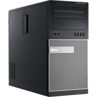 DELL OptiPlex 9020 MTW (4th Gen) Core i5 3.20GHz 4GB 64GB SSD 500GB HDD DVD Window 10 Pro Grade B