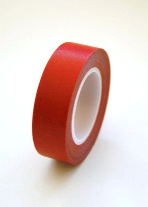 Washi Tape - 15mm - Barn Red Christmas Red - No. 27