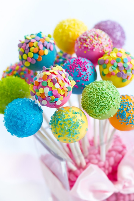 Paper Sticks for Lollipops Cake Pops Candies Chocolates Rock Candy - 6 Inches