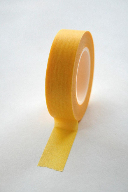Washi Tape - 15mm - Banana Yellow - No.1