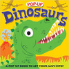 <p>This fun-filled picture book has rhymes to read about our giant prehistoric friends and five big dinosaur pop-ups which jump out from the pages!</p>