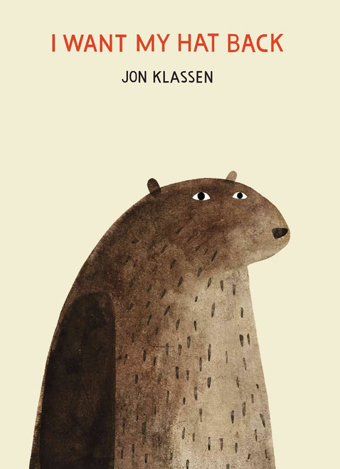 The bear's hat is gone, and he wants it back. Patiently and politely, he asks the animals he comes across, one by one, whether they have seen it. Told completely in dialogue, this delicious take on the classic repetitive tale plays out in sly illustrations laced with visual humor. Full color