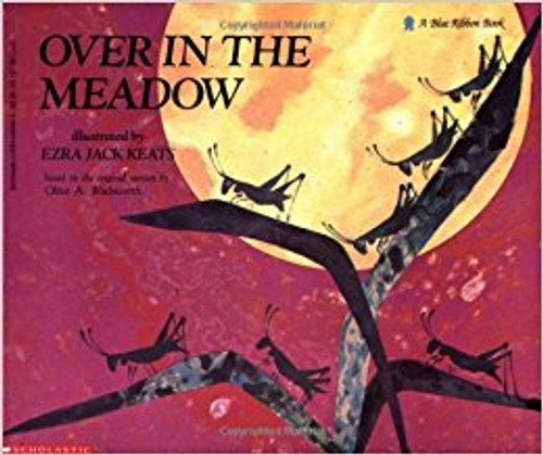 The vivid colors of Caldecott Medal-winning artist Ezra Jack Keats combined with this classic Appalachian counting rhyme will have young readers counting and recounting their way across the meadow, from turtles to fire flies, from one to ten.