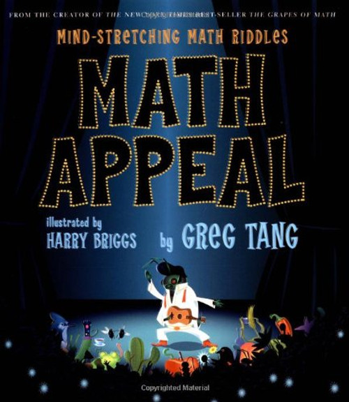 In this book you'll learn to seeHow very clever you can be. We'll teach you tricks to help you add, Some day in math class you'll be glad! In this follow-up to MATH FOR ALL SEASONS, Greg Tang underscores the importance of four basic rules in problem-solving. Keeping an open mind, looking for unusual number combinations, using multiple skills (like subtracting to add) and looking for patterns will guarantee any child success in math. In MATH APPEAL, Tang continues to challenge kids with his innovative approach to math