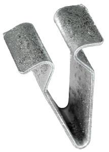 Door Trim Clip Overall Height: 22.5mm Width at Bottom Base: 13.5mm Zinc Finish Audi & VW 2004 - On VW OEM# 1J6-867-276 25 Per Box