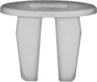 Screw Grommet M5.5 (#12) Screw Size Head Diameter: 16mm Natural Nylon Stem Length: 11mm Infiniti FX35, FX45, G20, G25, G35, G37, I30, J30, Q40, Q45, Q60, QX4 & QX56 1997 - On Nissan 200SX, 240SX, 300ZX, Altima, Armada, Cube, Frontier, GT-R, Juke, Leaf, Maxima, Murano, Pathfinder, Quest, Rogue & Sentra 1987 - On Nissan OEM# 01281-00111 25 Per Box