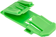 Door Belt Molding Clip Width: 20mm Length: 38mm Green Nylon Acura MDX 2014 - On Honda CR-V, Pilot & Ridgeline 2007 - On Honda OEM# 91503-SWA-A01 25 Per Box
