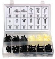 General Motors Xmas Tree Retainer Quick-Select Assortment Kit 118 Pieces