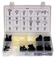 Ford Xmas Tree Retainer Quick-Select Assortment Kit 112 Pieces