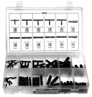 Hose Connectors & Tees Quick-Select Assortment 61 Pieces Click Next Image For Size Chart