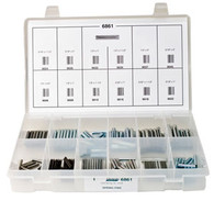 Spring Pins Quick-Select Assortment Kit Zinc Plated 174 Pieces Click Next Image For Size Chart