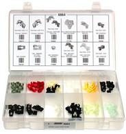 Door Lock Rod Clips Quick-Select Assortment Kit 59 Pieces