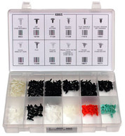 Weatherstrip Retainers Quick Select Kit 59 Pieces Click Next Image For Manufacturer List