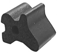 GM 1964 - 1972 Door Seal Sponge Rubber Weatherstrip 50 Feet Per Box