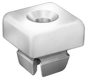 Use With: #14 (1/4) Screw Natural Nylon Nuts Chrysler OEM# 6027958 10 Per Box