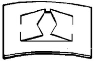 "Thread Size: #10-24 Machine Screw 7/16"" x 3/4"" Phosphate 100 Per Box"