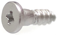"""#4 - 24 x3/8"""" Replaces Welded Studs For Moulding Zinc 100 Per Box Click Next Image For Screw Details"""