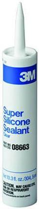 Clear Silicone Sealant 3M 8663