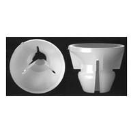Front Clearance Lamp Nut Camry 1991-1994 Headlight Adjusting Nut Lexus OEM# 90189-06162 Natural Nylon 10 Per Box