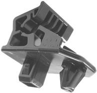 Headlight Bracket Clip 25mm Wide 40.5mm Long Toyota Camry & Rav 4 Lexus IS-300 2001-On OEM# 53271-44010 Black Nylon 4 Per Box Click Next Image For Clip Detail