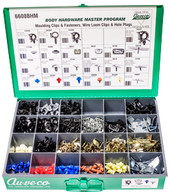 Moulding Clips & Fasteners, Plug Buttons & Wire Loom Clips