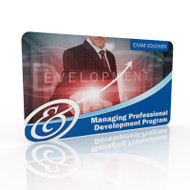 Exam Voucher - Managing Professional Development