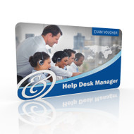 Exam Voucher - Help Desk Manager