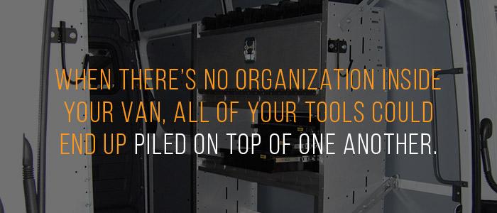 work-van-organization