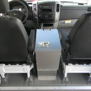 Sprinter Cab Organizer Box