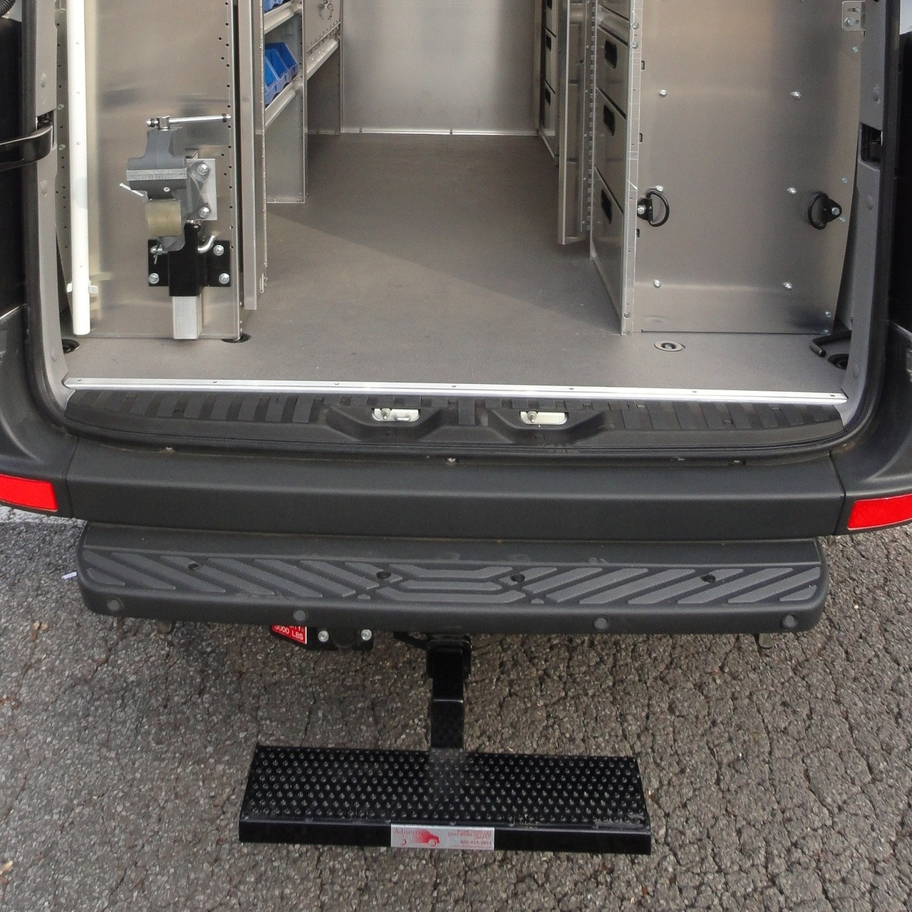 Rear Hitch Step