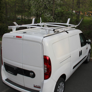 ProMaster City Clamp Down Ladder Rack