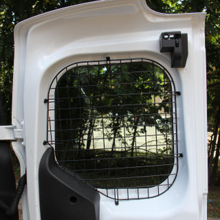 Transit Connect Window Grills - Rear Doors