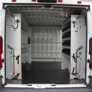 """ProMaster Plumbing Package - 118""""WB"""