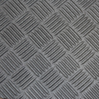 Sprinter Rubber Floor Mat