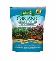 Espoma Seed Starting Mix 8 qt