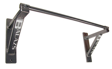 """Balazs Boxing Pull-Up Bar 48"""" Wide, 12"""" Extension"""