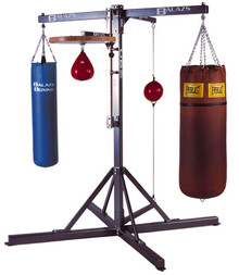 Balazs Boxing Double Base 4-Station Standard UBS4 Configuration